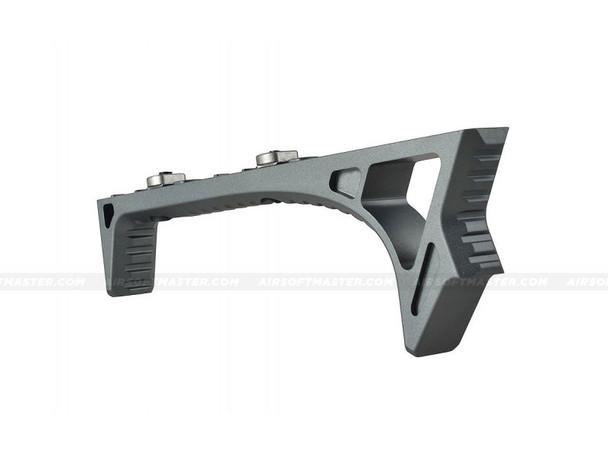 Strike Industries Link Curve Angled Grip for Keymod/MLok - Gray