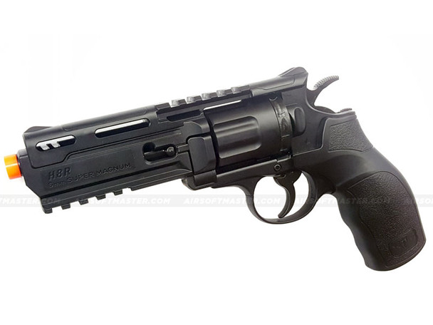 "Elite Force H8R ""Hater"" Revolver CO2 Black"