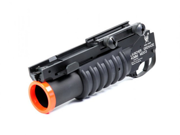 King Arms RIS Mountable M203 Grenade Launcher - Mini