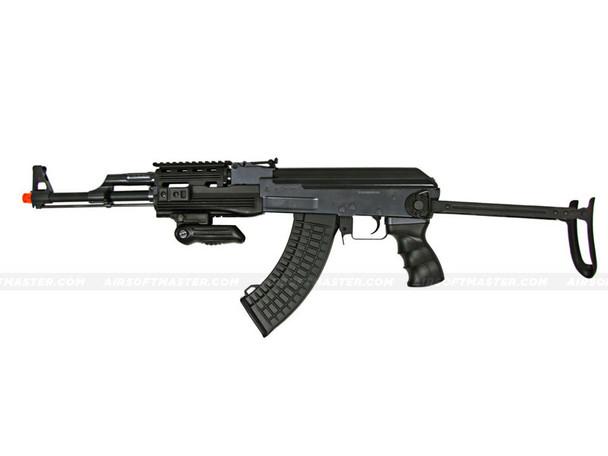 The JG AK47-S Tactical Electric Airsoft Gun