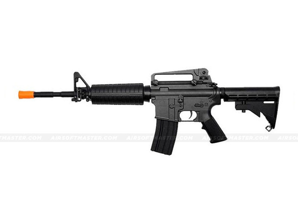 The JG M4 Airsoft Electric Rifle Black