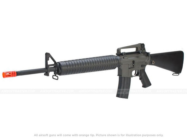 JG M16A3 Airsoft Electric Rifle Black