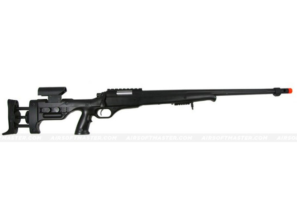 The  WELL ASR Single Bolt Action Spring Rifle