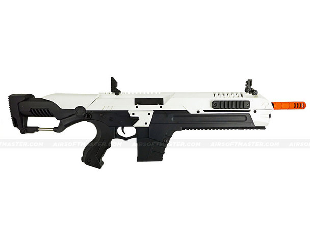 The CSI STAR XR5 AEG Rifle White