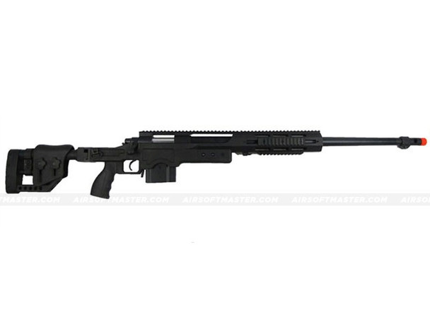 The WELL MB4411A Bolt Action Spring Sniper Rifle