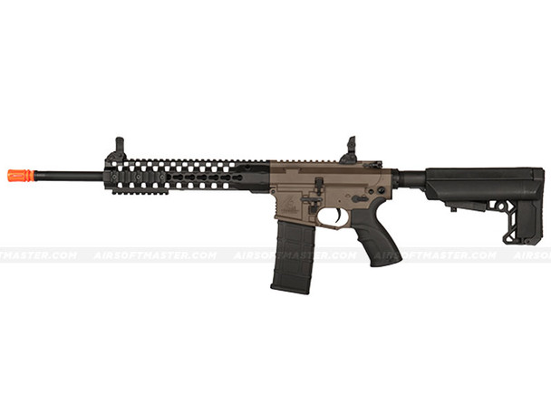 The Lancer Tactical 16 Inch Advance Recon Carbine Dark Earth
