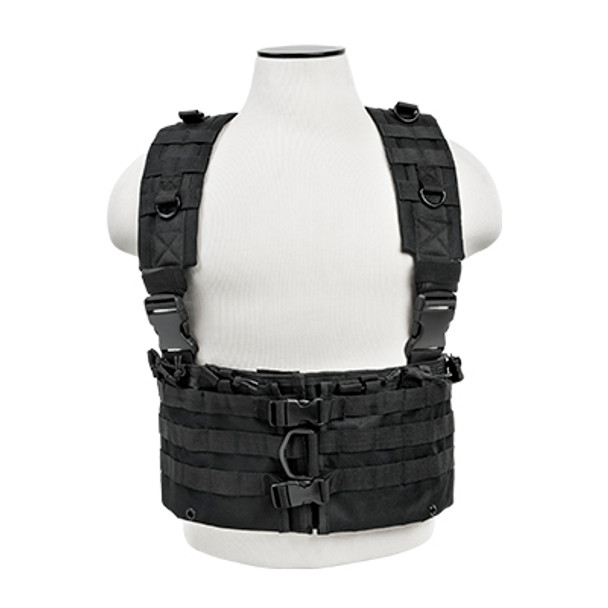 The NcStar CVARCR2922B AR Chest Rig Black