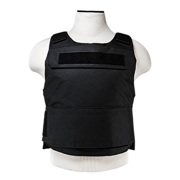 The NcStar CVPCVD2975B Discreet Plate Carrier Black