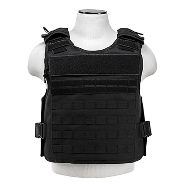 NcStar External Pocket Plate Carrier CVPCVEP2984B Black