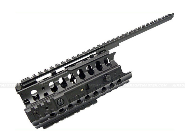 The JG M4 S-System ABS Hand Guard