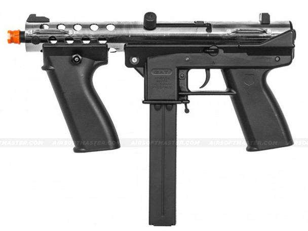 Echo1 GAT Chrome Sub Machine Gun AEG