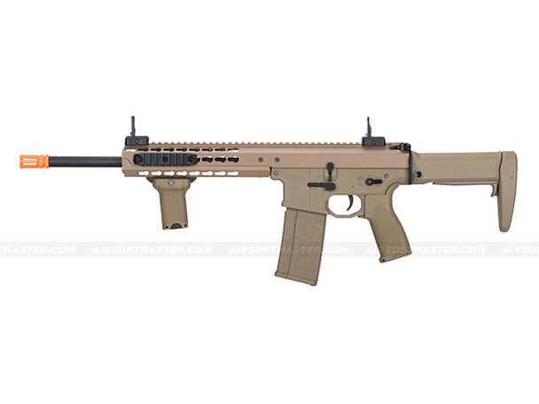 "Lancer Tactical LT-201TA Warlord 10.5"" Carbine Airsoft Gun Dark Earth"