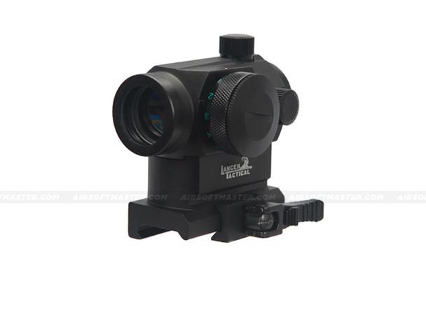 Lancer Tactical CA-418B T1 Style Red Green Dot Reflex QD Sight