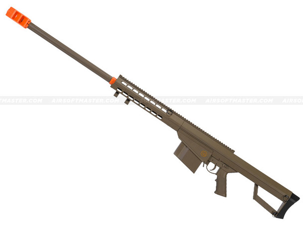 Lancer Tactical LT-20T M82 Spring Sniper Rifle Tan