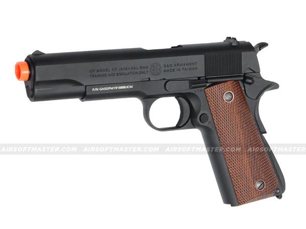 G&G GPM1911 Gas Blowback Pistol
