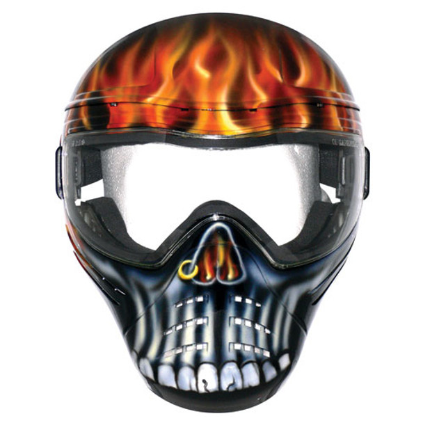 Save Phace Ghost Stalker - Dope Series Airsoft Mask