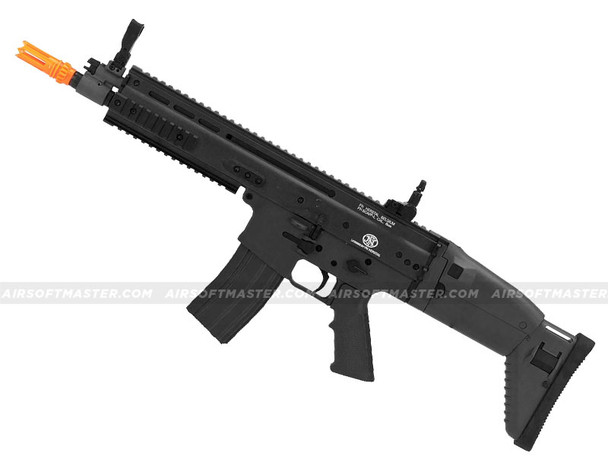 FN Herstal Scar-L Airsoft Gun Black