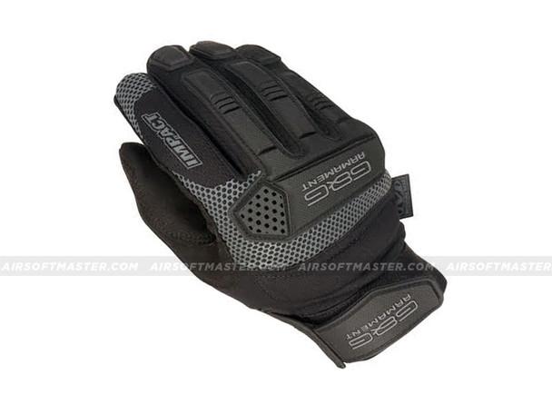 G&G Mechanix Impact Gloves Black