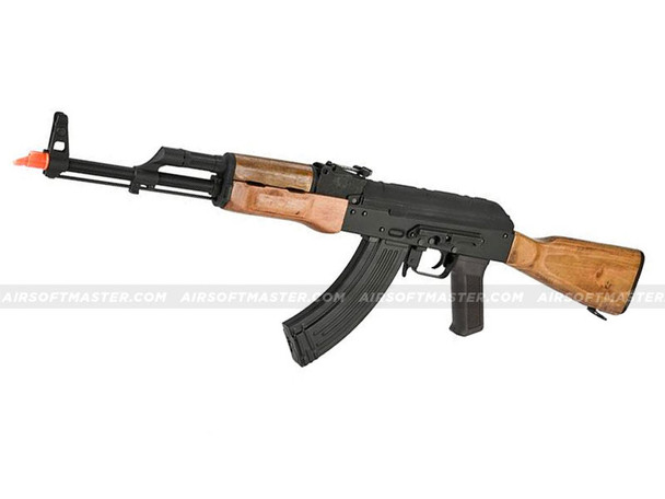 CYMA AK47 AKM Airsoft Gun, Full Metal Real Wood