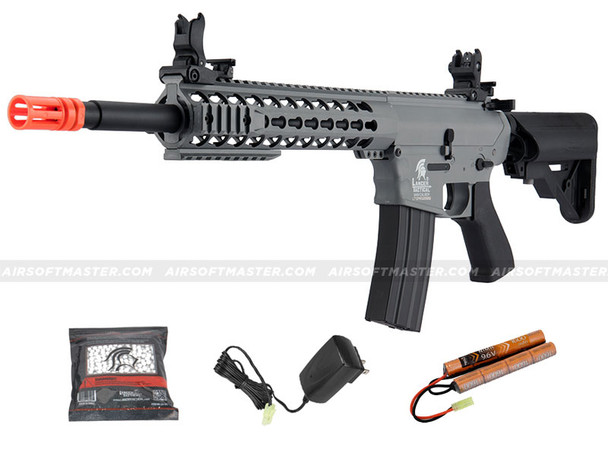 Lancer Tactical LT-12YK Keymod EVO Gen 2 Gray