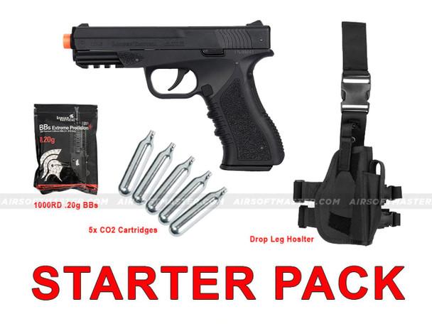 Bronze Pistol Starter Packag