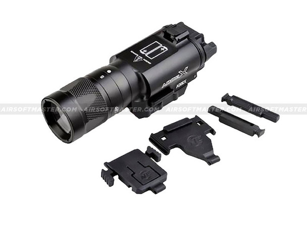 Element X300V LED Pistol Light w/ Strobe Light Black