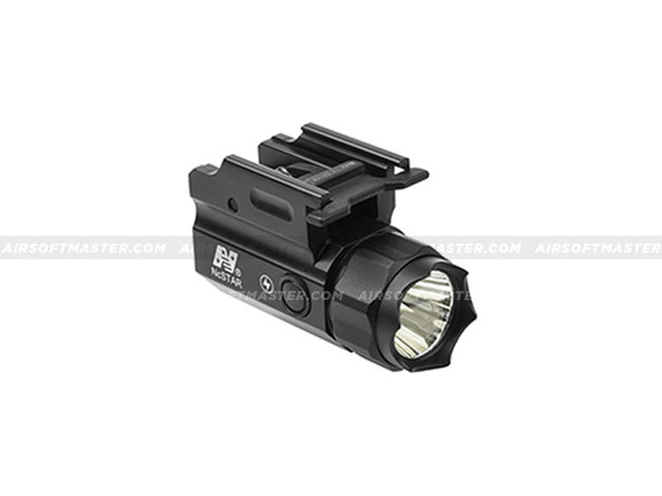 NCStar 150 Lumen LED Compact Flashlight QR