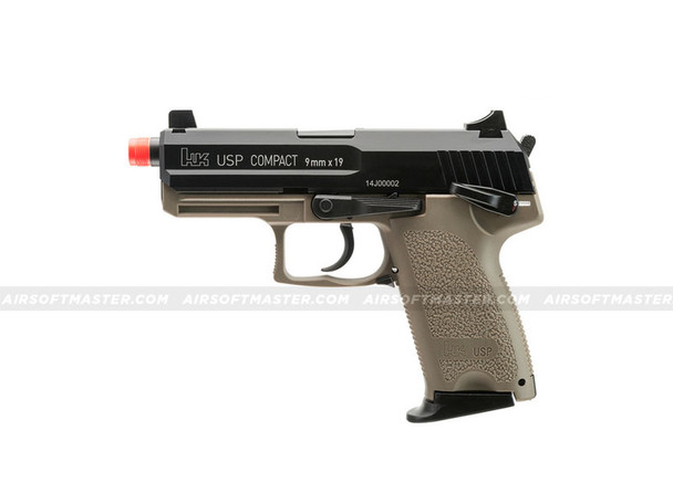 H&K USP Compact Tactical 2-Tone