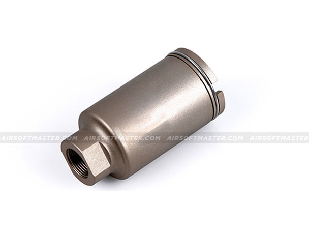 Element NOV M4 Mini Version Flash Hider Skull From (DE)