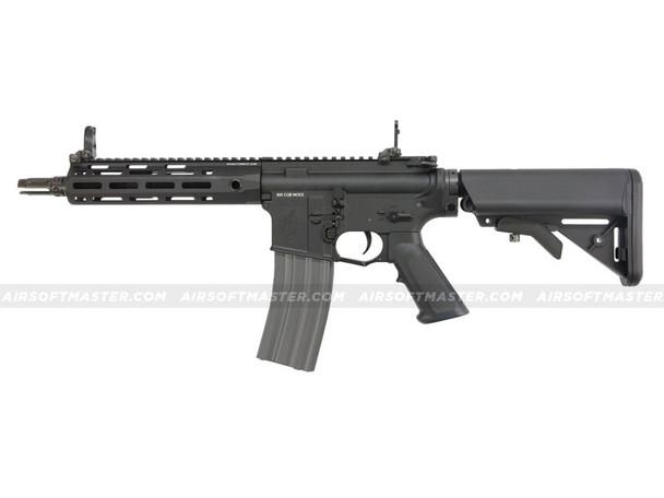 G&G Knights Armament SR30 CQB M-Lok Rail Full Metal Black