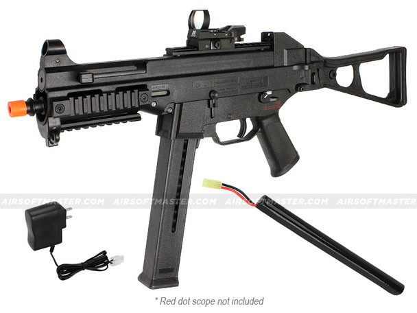 Elite Force  HK UMP 45 Competition Airsoft Gun Black