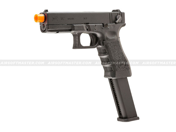 Elite Force Glock 18c Semi/Full Auto Gas Blowback Airsoft Pistol Green Gas