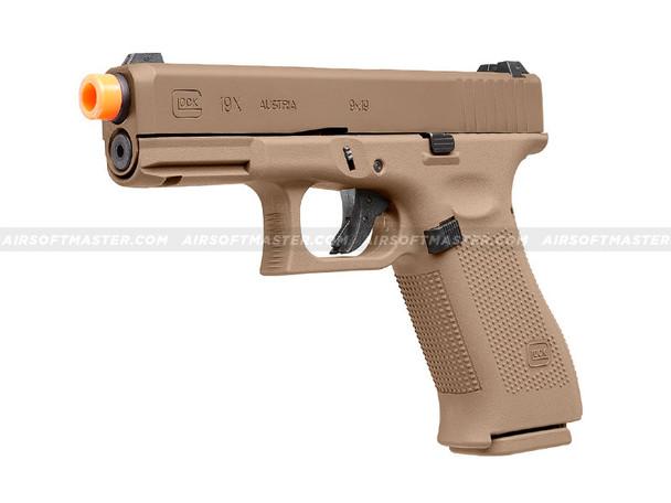 Elite Force Glock 19x Gas Blowback Airsoft Pistol Tan