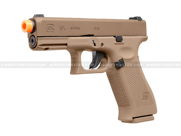 Elite Force Glock 19x Gas Blowback Airsoft Pistol Tan