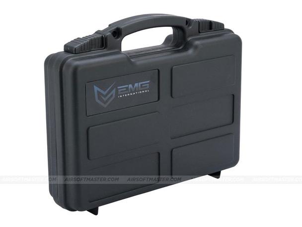 EMG Pistol Case w/ Customizable Grid Foam