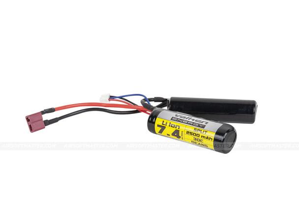 Valken Li-Ion 7.4V 2500mah Butterfly Battery (Dean)