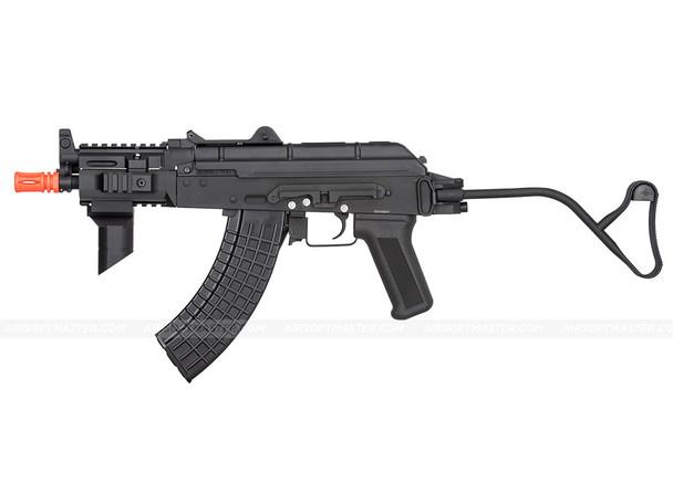 Double Bell AK AK-AIMS Tactical Airsoft AEG Blac