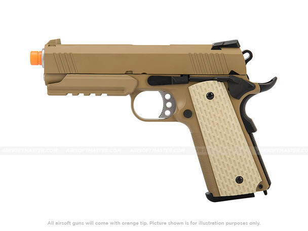 WE Tech Kimber Style 1911 Gas Blowback Pistol