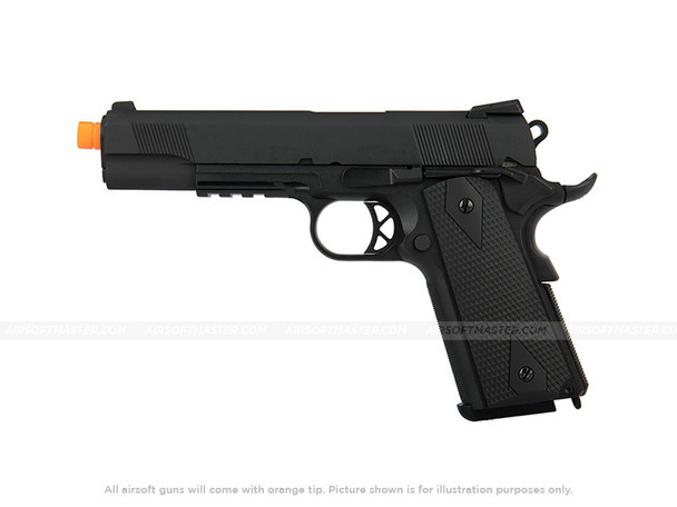 WE Tech Original 1911 B Version Gas Blowback Pistol