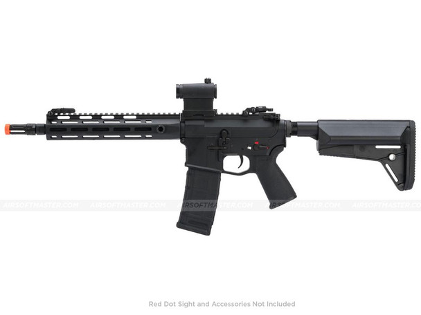 "CYMA M4 QBS 10"" M-Lok Full Metal AEG Black"
