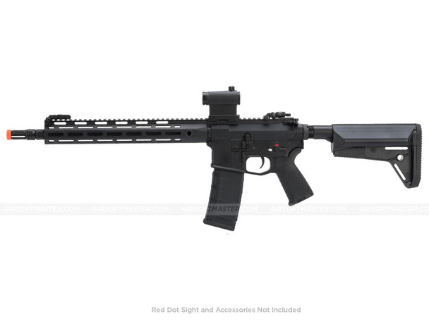 "CYMA M4 QBS 13"" M-Lok Full Metal AEG Black"