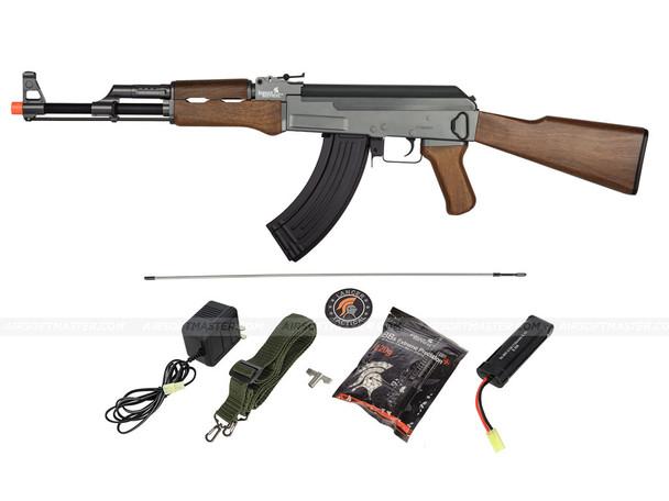 Lancer Tactical AK-47 Airsoft Gun LT-72