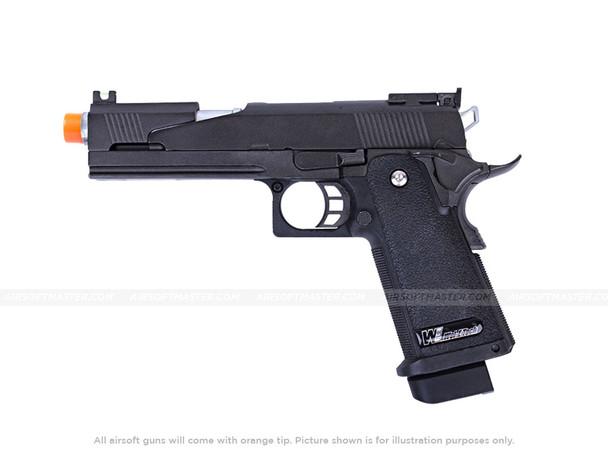 "WE Tech Hi Capa 5.1 ""Dragon"" M1911 Gas Blowback Pistol"