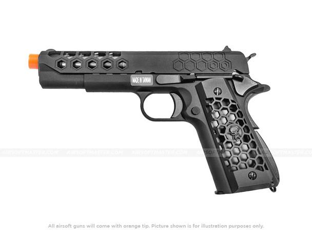 WE Tech 1911 Hex Cut Gen. 2 Gas Blowback Pistol