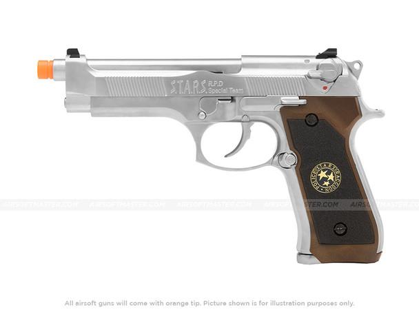 WE Tech Biohazard M92 Gas Blowback Pistol