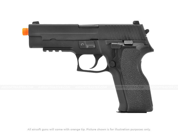 WE Tech F226 E2 MK25 Gas Blowback Pistol