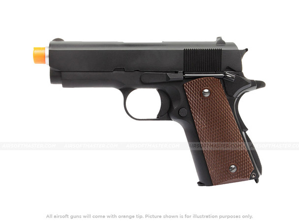 WE Tech Mini 1911 Version A Full Metal Gas Blowback Pistol