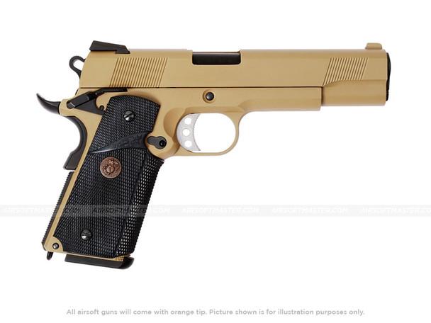 WE Tech 1911 Full Metal MEU(SOC) Gas Blowback Pistol