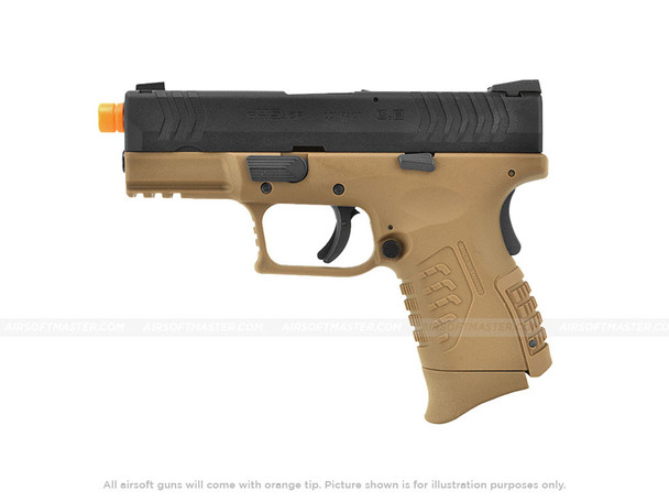 WE-Tech DM 3.8 Compact Gas Blowback Pistol