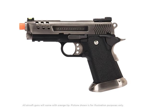 WE Tech 3.8 Hi-Capa Deinonychus Gas Blowback Pistol
